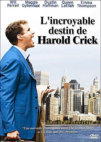 L'incroyable destin d'Harold Crick