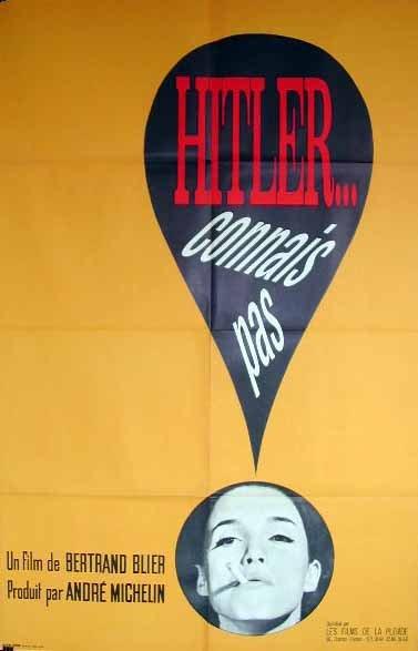 Hitler connais pas