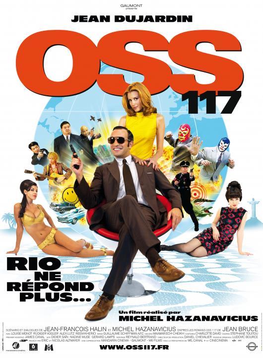 OSS 117 - Rio ne repond plus