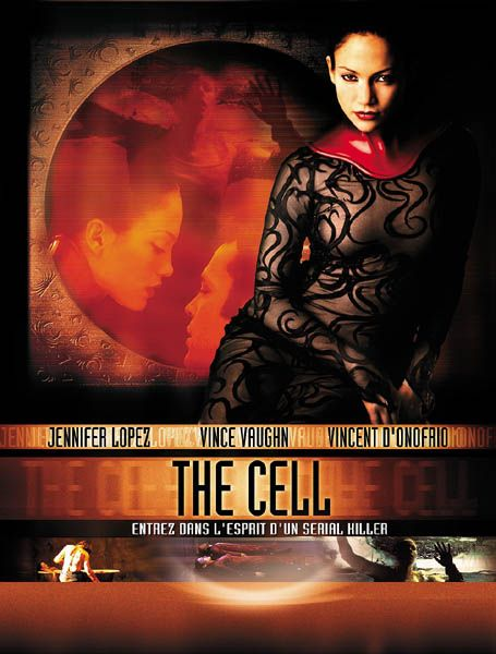 The Cell affiche