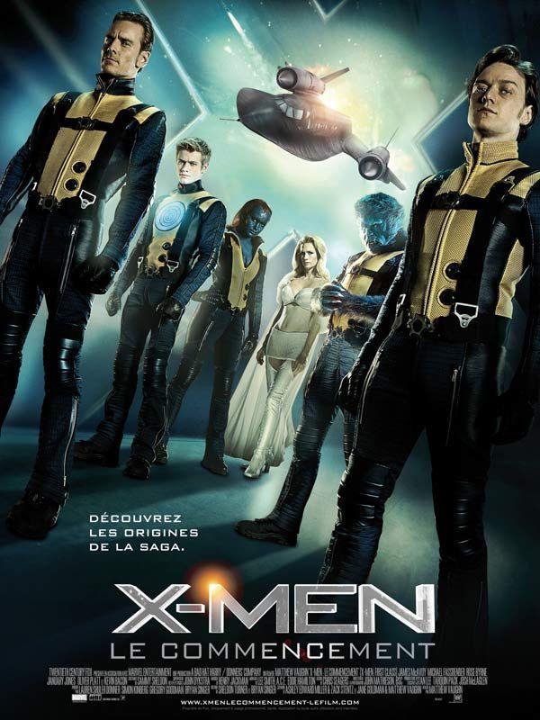 X-Men-Le-commencement